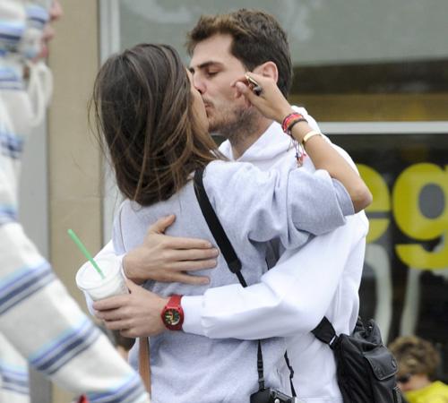 las vacaviones de Iker Casillas y Sara mundocotilleo