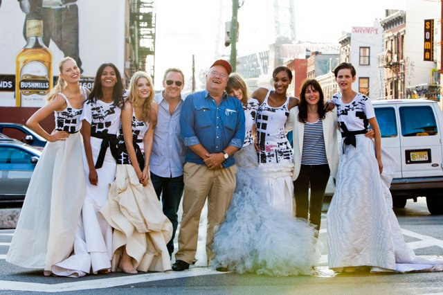 La moda en Nueva york Fashion???s Night