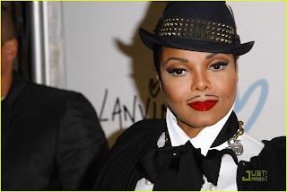 Janet Jackson disfraz en Halloween