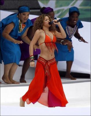 Shakira cantará Barcelona solidaria Freixenet
