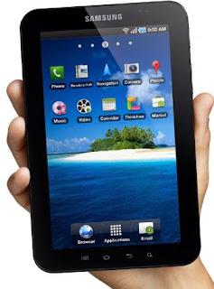 Tableta Samsung completa y  espectacular