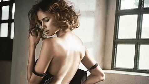 La revista GQ desnuda a Irina Shayk