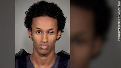 FBI: sospechoso y detenido Osman Mohamed