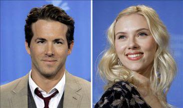 Scarlett y Ryan se separan los guapos