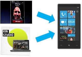 Windows Phone 7 y  FaceTime