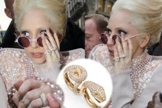 Lady Gaga y los diamantes de Madrid