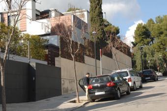 La casa de La infanta Cristina