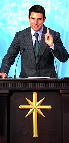 Cienciología investigada Tom Cruise esclavitud