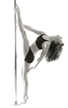 Spilts against the pole