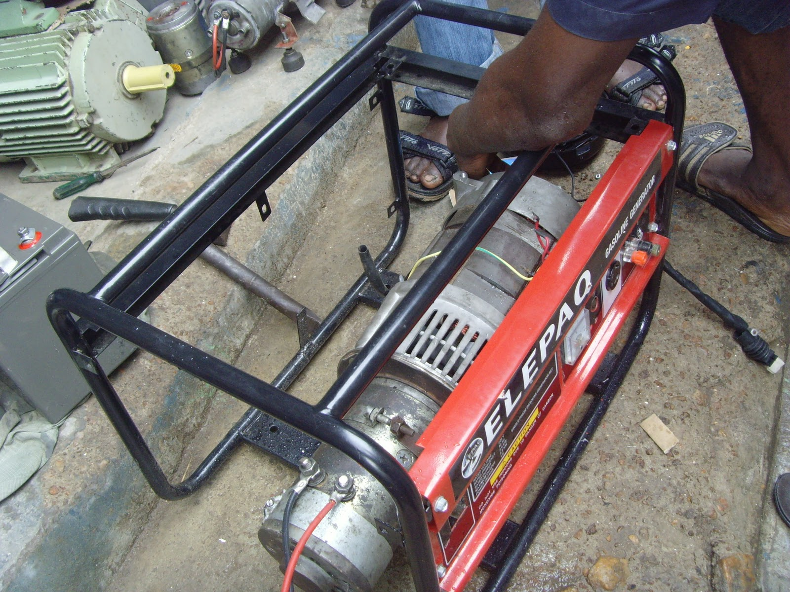 Fuelless Generator .. A Permanent Solution To The Epileptic Power ...