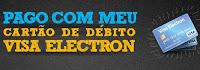 Pago com débito Visa Electron