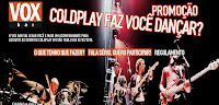 VOX Bar - Coldplay