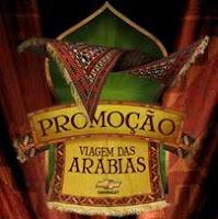 Viagem Arábias