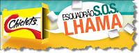 Chiclets - Esquadrão SOS Lhamas