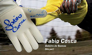 Fabio Costa - Par de Luvas