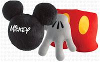 Extra - Mickey de Pelúcia