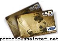Promoção Futebol Visa