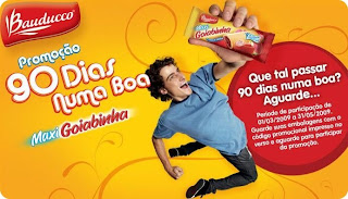 Promoção Bauducco Maxi Goiabinha