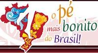 Pé mais bonito do Brasil - Passarela