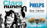 Clara Nunes, Michael Phelps