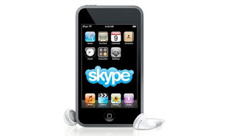 Skype iPod