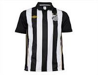 Camisa Santos FC Campeão Copa do Brasil