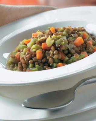receta vegetariana