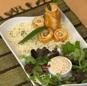 Receta Pollo con Salsa de Mostaza