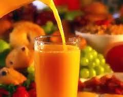 Receta Jugo de Zanahoria con Naranja