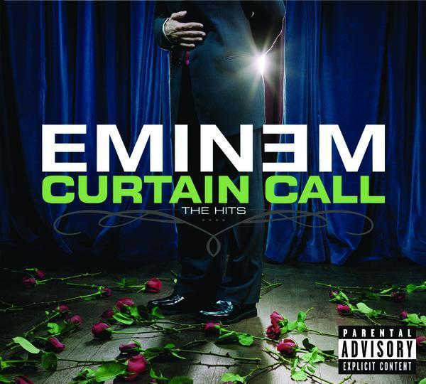 CD. Продукция. КОМПАКТ-ДИСКИ. Eminem - Curtain Call (2005) - Explicit Ly