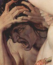 Durer Albrecht Renaissance Nuremberg syphilis sex madness Apocalypse Sistine Michelangelo dragon tatoo