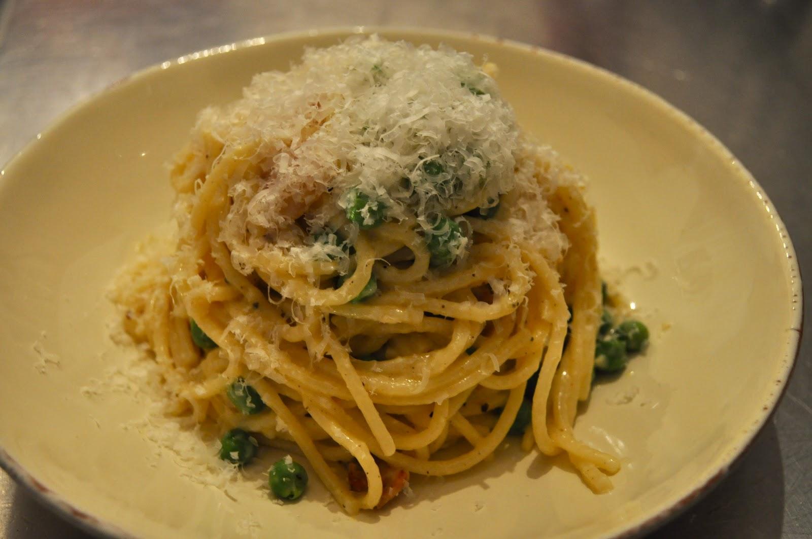 Spaghetti Carbonara II Recipe — Dishmaps