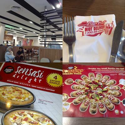 One Stop Pizza Hut Sg Dua