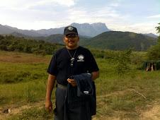 Kaki Gunung Kinabalu
