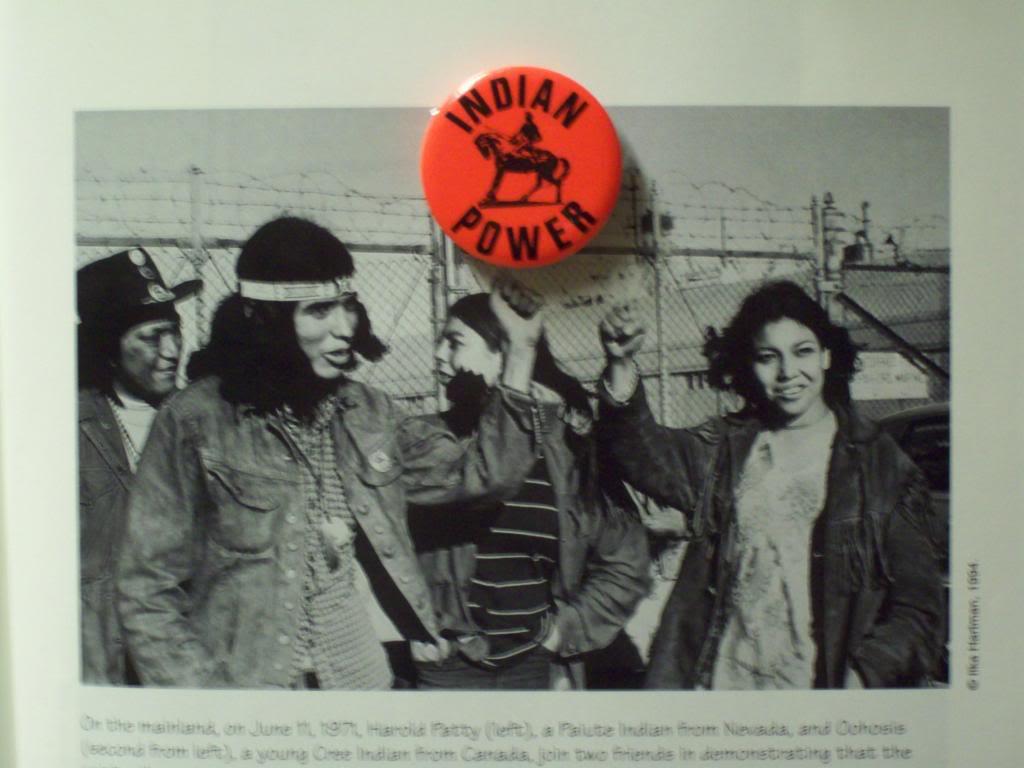 essays on alcatraz indian occupation