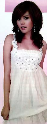 aliza khmer model