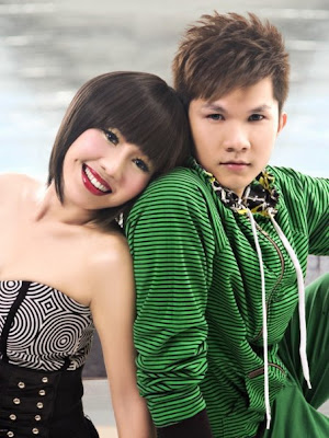 chhaiy lidalane and alex chantra khmer stars with photos style