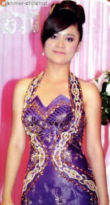 oak sokunkagha khmer singer in