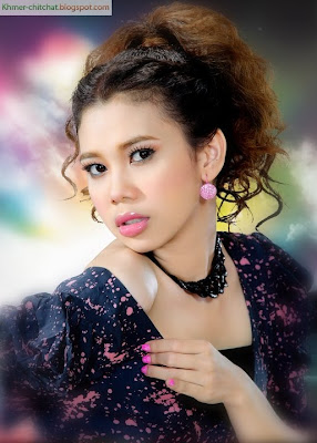 thorn leakhana khmer pretty girl