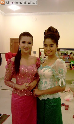 ny monineat and kim liza khmer stars