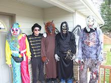 Clayton,Eric,Jesse,Chris & Ryan