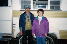 Grandpa and Grandma camping