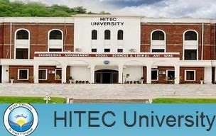 HITEC UNIVERSITY TAXILA