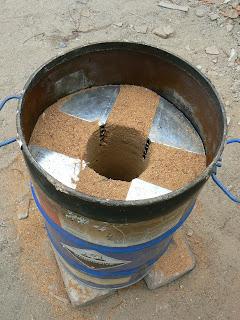 Burning Stove http://jimwilmes.blogspot.com/2007/11/sawdust-burning