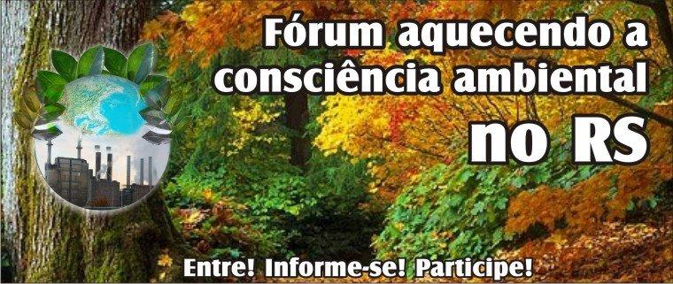 Fórum Ambiental RS