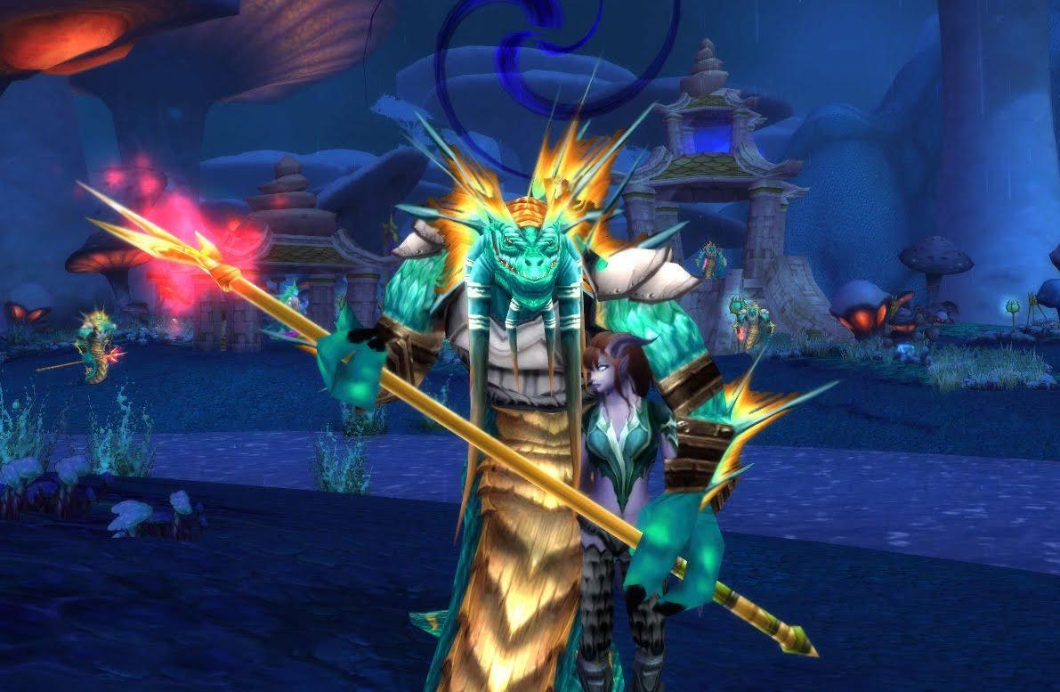 Warcraft нага