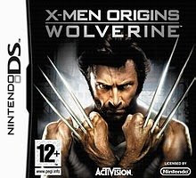 X-Men Origins: Wolverine для Nintendo DS