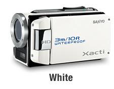 VPC-WH1 - водонепроницаемая видеокамера от Sanyo