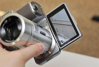 Гибридная камера JVC GX-PX1