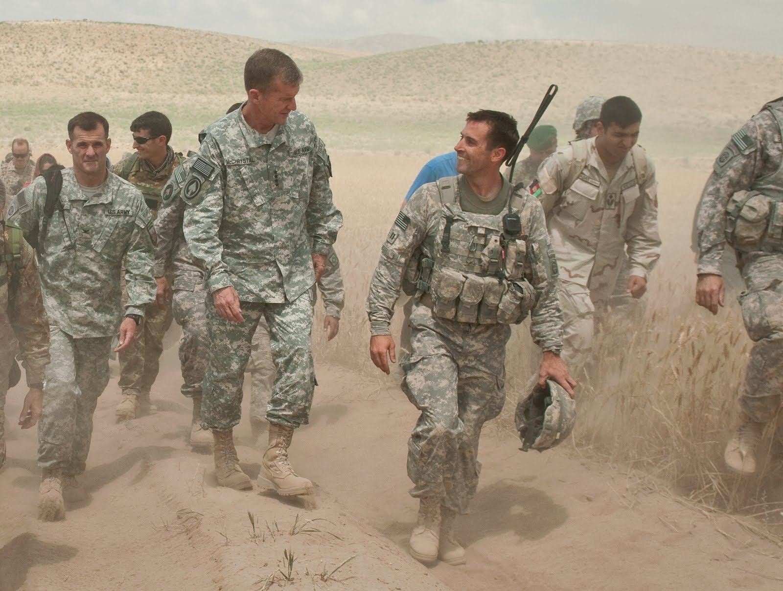 Mcchrystal rolling stone